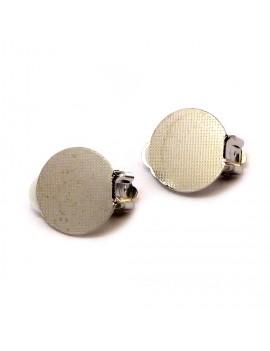 Boucles d'oreilles clips à...