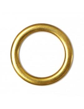 Anneau fermé bronze 40 mm