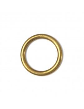 Anneau fermé bronze 25 mm