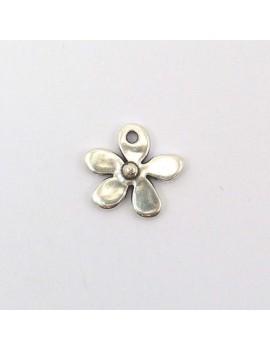 Petite fleur argent vielli...