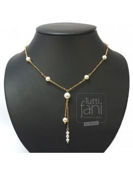 Collier pendants chaine...