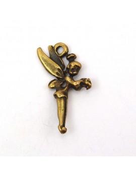 Petite fée bronze 16x22 mm