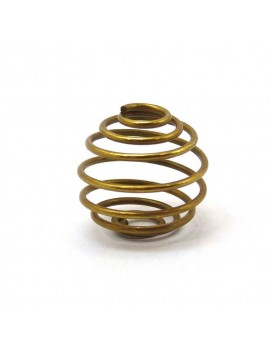 Cage bronze 15 mm