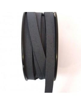 Daim 10 mm gris foncé - 50 cm