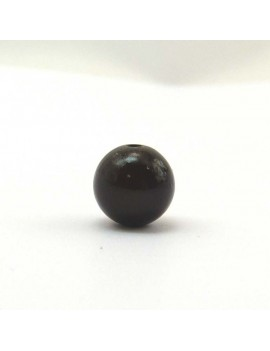 Perle magique 8 mm chocolat