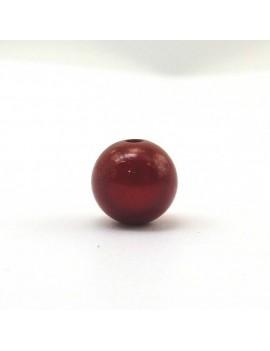 Perle magique 12 mm rouge