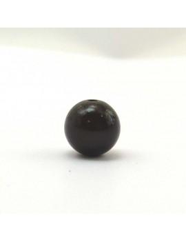 Perle magique 14 mm chocolat