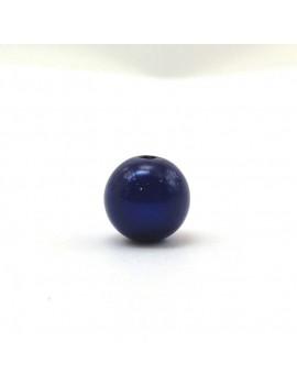 Perle magique 20 mm bleu...