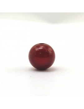 Perle magique 25 mm rouge