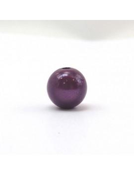 Perle magique 25 mm lilas