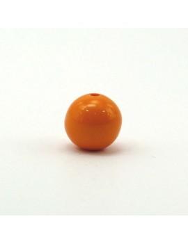 Perle 12 mm orange