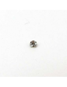 Strass conique 3 mm cristal...