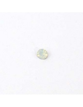 Strass conique 3 mm white opal 1028-pp24