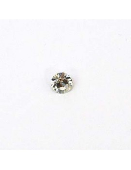 Strass conique 4,4 mm cristal 1028-ss19