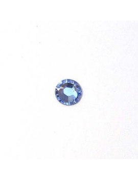 Strass plat 4 mm light...