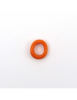 Anneau orange 10 mm