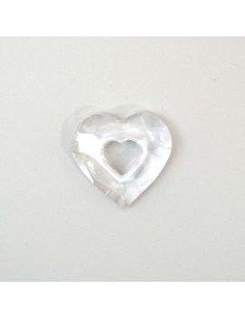 Coeur creux 19 mm