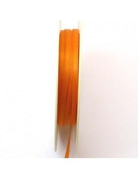 Ruban de satin 3 mm orange...