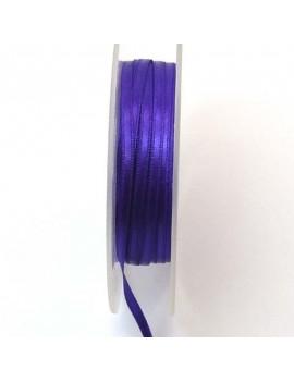 Ruban de satin 3 mm violet...
