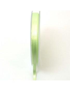 Ruban de satin 6 mm vert...