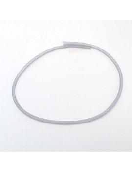 résille tubulaire gris 4 mm...