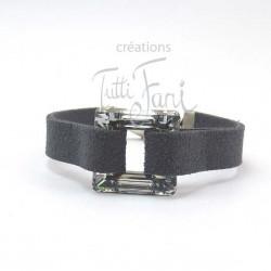 Bracelet carré cristal 20...