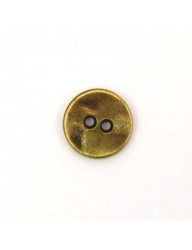 Bouton bronze 15 mm