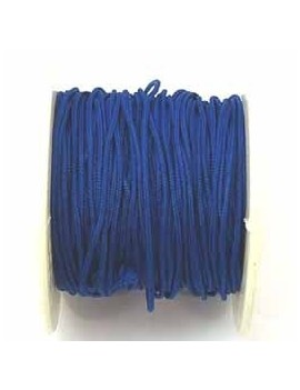 Cordon polyester 1 mm bleu...