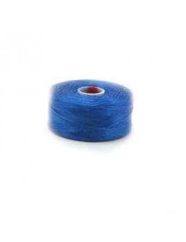 Bobine de fil C-lon D bleu...