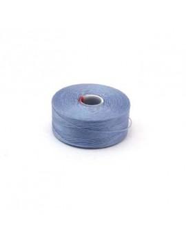 Bobine de fil C-lon D bleu-gris