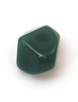 Perle toupie 20x20 mm vert...