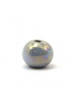 Perle céramique émaillée 12...