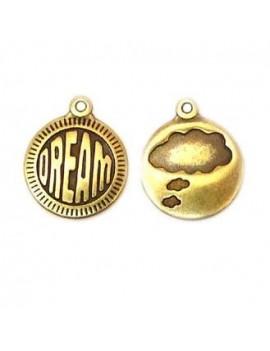 Médaille dream/nuage bronze...