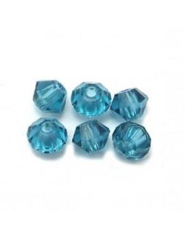 Toupies en cristal 3 mm...