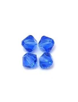 Toupies en cristal 4 mm...