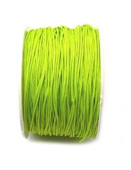 Cordon polyester 1 mm vert...