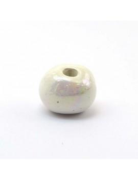 Perle céramique émaillée 22...