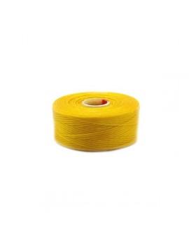 Bobine de fil C-lon D jaune