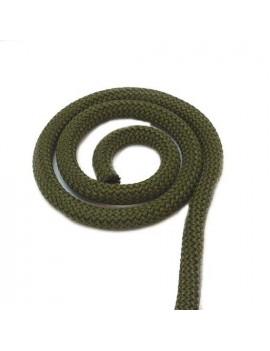 Corde kaki 10 mm - 10 cm