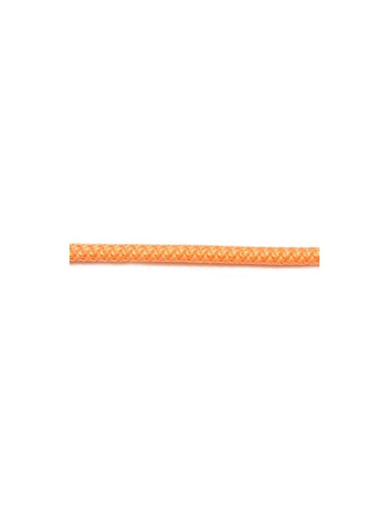 Corde orange 5 mm - 10 cm
