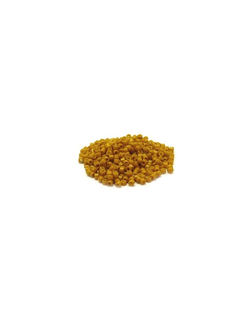 Delica Miyuki 11/0 curry opaque DB 2106