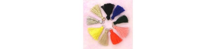 Pompons coton